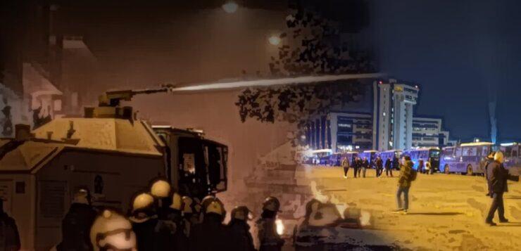 Ποιοι διαδηλώνουν στη Λέσβο; – ανταπόκριση