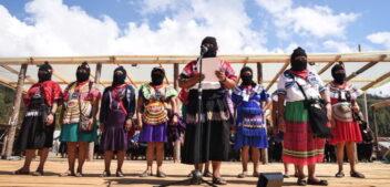 Ο νόμος των Ζαπατίστας: παρουσίαση των νόμων που θέσπισε ο EZLN