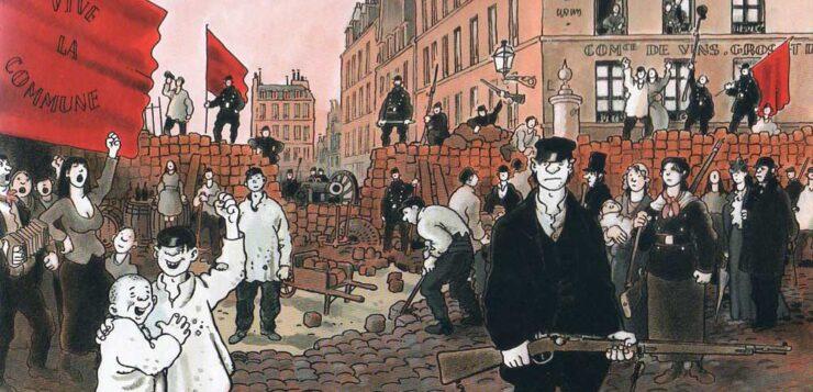 Η «κοινοτική πολυτέλεια» στην Κομμούνα του Παρισιού