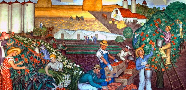 Η κληρονομιά του Μπούκτσιν στα συνεργατικά αγροτικά σχήματα & στα κοινοτικά εγχειρήματα αυτάρκειας-περμακουλτούρας