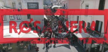 Revolutionary regards from Chania, a city on the isle of Crete in Greece (video)