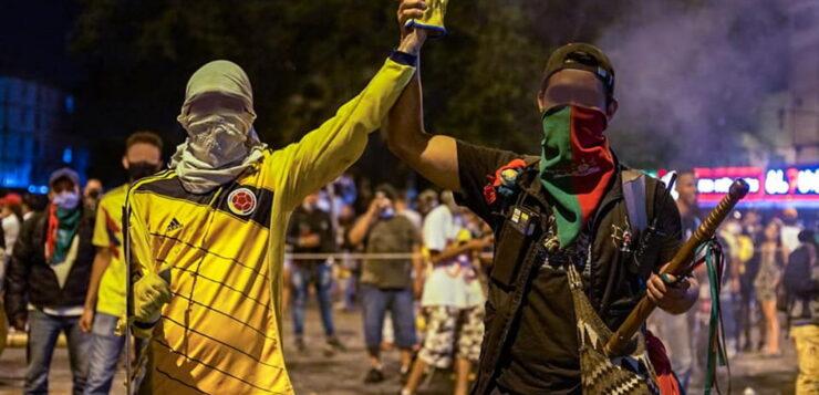 Η κολομβιανή Άνοιξη και πώς προέκυψε | Συγκέντρωση αλληλεγγύης 14/05