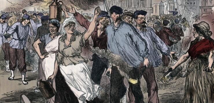 «Πολίτες!» Η Κριστίν Ρος για το πολιτικό λεξιλόγιο της Παρισινής Κομμούνας