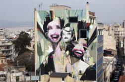 Graffitti by Alexandros Vasmoulakis