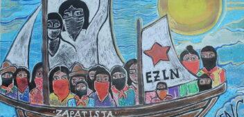 Ανακοίνωση Πανελλαδικού Συντονισμού σχετικά με την αναβολή της επίσκεψης Ζαπατίστας στη γεωγραφία μας